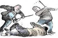 मजदूरी के पैसे मांगने पर तेजधार औजार से हमला