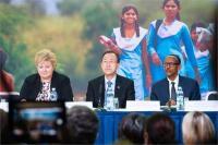 शिक्षा, विकास के लिए मूलभूत जरूरत : नार्वे की प्रधानमंत्री