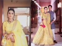 Yellow Fashion: हल्दी सेरेमनी के परफेक्ट 10 लहंगे