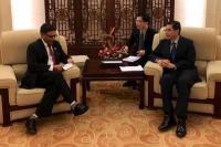 विक्रम मिस्री ने चीन में भारत के नए राजदूत के तौर पर पदभार संभाला