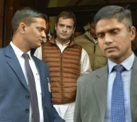 राहुल गांधी बोले, UP में कांग्रेस की अकेले चुनाव लड़ने की योजना, साबित करेंगे अपनी क्षमता