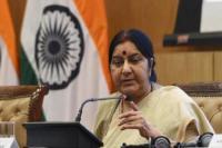 आतंकवाद को कतई बर्दाशत ना करना समय की मांग है: सुषमा स्वराज