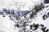 12 जनवरी तक लाहौल में भारी बर्फबारी की चेतावनी, हिमखंड गिरने का खतरा