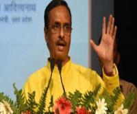 देश को हाथ के पंजे की जरूरत नहीं बल्कि बजरंगबली के घूंसे की जरूरत: डिप्टी CM