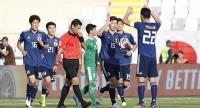एशियाई कप: ओसाको के दो गोल से जापान ने तुर्कमेनिस्तान को 3-2 से हराया