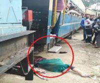 कांगड़ा: पठानकोट जा रही ट्रेन की चपेट में आई महिला, मौके पर मौत