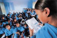 लड़कियों को आत्मनिर्भर बनाने के लिए पढ़ना जरूरी: आनंदीबेन