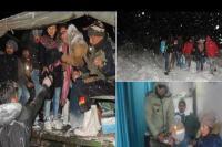 सिक्किम में फंसे पर्यटकों के लिए देवदूत बनी सेना