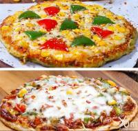 घर में बना आलू पिज्जा आपको लगेगा  बेहद लजीज
