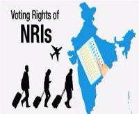 NRIs को अगली सरकार में ही मिलेगा प्रॉक्सी वोटिंग का अधिकार