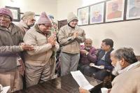 70 हजार केंद्रीय रिटायर्ड कर्मचारियों को मिलेगा हरियाणा की पहली डिस्पैंसरी का लाभ : विज