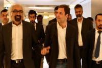 दुबई दौरे पर राहुल गांधी, एयरपोर्ट पर लगे 'राहुल-राहुल' के नारे(Video)