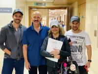 सर्जरी के बाद हॉस्पिटल से डिस्चार्ज हुए राकेश रोशन, तस्वीर आई सामने