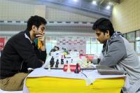 दिल्ली इंटरनेशनल शतरंज - देबाशीष दास , दीप्तयान और नीलेश सयुंक्त बढ़त पर