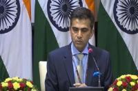 भारत ने चीनी दूतावास पर हमले के आरोप नकारे, कहा-पाक अपने गिरेबां में झांके