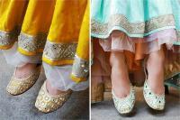 दुल्हन के लिए बेस्ट है पंजाबी जूती के ये 10 स्टाइल