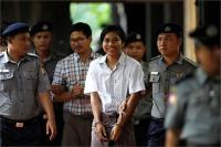 म्यांमारकोर्ट ने रॉयटर्स के दो पत्रकारों की रिहाई की अपील की खारिज
