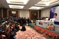 लखनऊ के होटल ताज में एक बार फिर बिछी राजनीति की नई बिसात