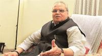 चुनावों के लिए तैयार है जम्मू कश्मीर : गवर्नर मलिक