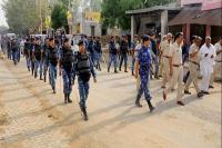 आतंकी हमले के अलर्ट के बाद सोहना पुलिस प्रशासन चौकन्ना, धारा 144 लागू