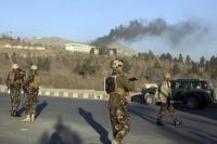 अफगानिस्तान : गठबंधन सेना के हमलों में 11 तालिबान आतंकवादी ढेर