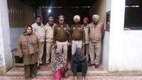 परमजीत की हत्या के आरोप में पत्नी व प्रेमी गिरफ्तार
