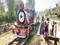 स्टीम इंजन में स्कूली बच्चे पालमपुर से पपरोला तक FREE में करेंगे मौज-मस्ती