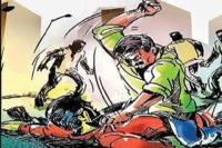 झगड़े में महिला सहित 4 घायल