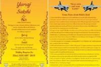 Viral हो रहा शादी का अनोखा कार्ड, लिखा- हमें गिफ्ट नहीं BJP के लिए वोट चाहिए