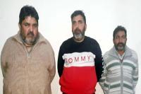 पुलिस के हत्थे चढ़े 3 उद्घोषित अपराधी, ज्यूडीशियल रिमांड पर भेजे