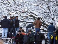 बर्फ के दीदार को पहाड़ों की रानी शिमला में उमड़ी पर्यटकों की भीड़