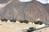 चीन से सटी सीमा पर 2100 किलोमीटर 44 सड़कें बनाएगा भारत