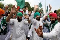 पाकिस्तान में सिखों ने गुरु गोविंद सिंह की 352 वीं जयंती मनाई