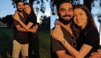 पति विराट संग ऑस्ट्रेलिया में कुछ यूं दिखीं अनुष्का, गले लगाकर दिए रोमांटिक पोज