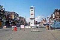 कश्मीर के कुलगाम, शोपियां में हड़ताल, जनजीवन प्रभावित