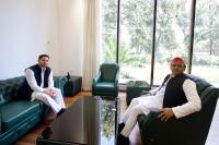 अखिलेश से मुलाकात के बाद बोले तेजस्वी, BJP को हराने के लिए SP-BSP ही काफी