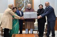 PM मोदी के नाम जुड़ा एक और कीर्तिमान, मिला पहला फिलिप कोटलर पुरस्कार