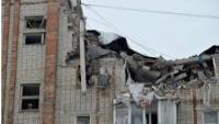 रूसः इमारत में विस्फोट, 1 की मौत व चार लापता