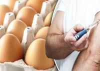 अंडा खाने से नहीं रहता डायबिटीज का खतरा, जानिए कैसे?