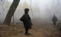 कश्मीर में कड़ाके की ठंड के बीच निकले सूरज ने दी राहत