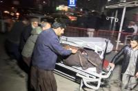 काबुल में कार विस्फोट में 4 लोगों की मौत, 44 जख्मी