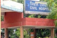 सिविल अस्पताल बना हवालातियों के भागने का सॉफ्ट टार्गेट