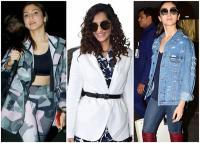 एयरपोर्ट लुक्स: आलिया से दीपिका तक, बॉलीवुड दीवाज में छाया जैकेट्स का स्वैग
