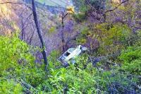 पिथौरागढ़ में हादसे का शिकार हुई मरीज को ला रही एंबुलेंस, 2 की मौत, अन्य 2 घायल