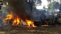 बुलंदशहर हिंसा में गोकशी के 3 आरोपियों पर लगी रासुका