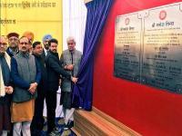 रेल राज्यमंत्री ने बांधे सांसद अनुराग ठाकुर की तारीफों के पुल, जानिए क्या कहा