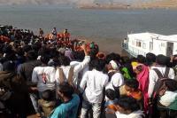 महाराष्ट्र में बड़ा हादसा, नर्मदा नदी में नाव डूबने से छह लोगों की मौत