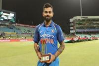 31वीं बार ''मैन ऑफ द मैच'' बने कोहली, दिग्गज क्रिकेटरों के बराबर पहुंचे