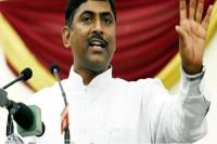 कर्नाटक की कांग्रेस-जद (एस)  सरकार अंदरूनी कलह के कारण खुद ही गिर जाएगी: भाजपा