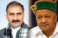 वीरभद्र-सुक्खू के बीच जारी जुबानी जंग, पार्टी हाईकमान ने तलब की रिपोर्ट